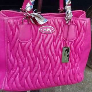 Authentic Coach Kitt Carry all bag