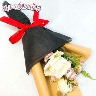 Valentine Bouquet Anniversary Fresh Flowers V27 - DCUVF