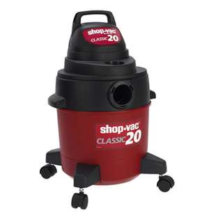 Shop-vac SV-401-01 Wet and Dry Vacuum Cleaner 20L