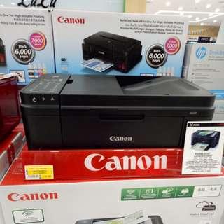 Printer Canon bisa dicicil