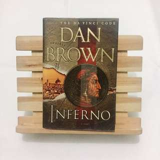 Inferno by Dan Brown (Hard Bound)