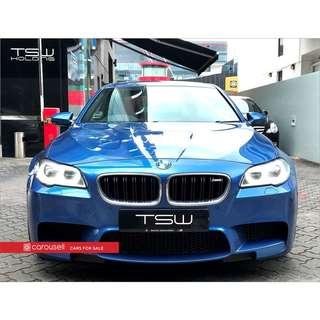 BMW M Series M5