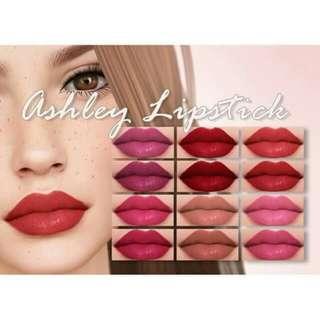 12pcs in one box lipsticks