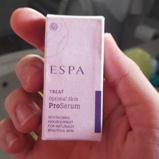 ESPA treat optimal proserum