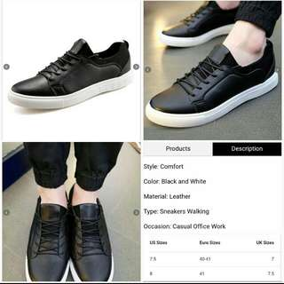 Casual Office Sneakers *free delivery mm