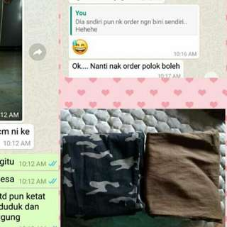 Tq customer(testimoni)