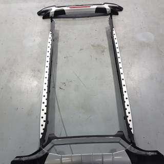 Honda Vezel Bumper Guard & Side Steps