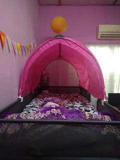 IKEA Beds Tent