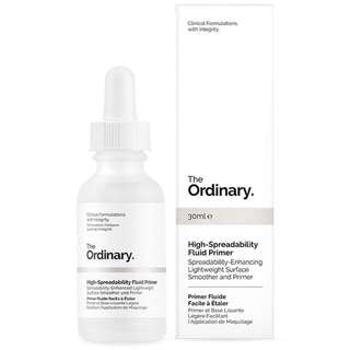[Authentic] The Ordinary High-Spreadability Fluid Primer