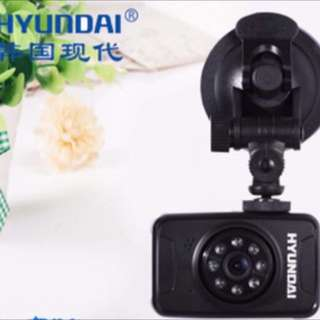 HYUNDAI HCR-580 Vehicle Video Camera Recorder Full HD 1920x1080P Camcorder with Night Vision