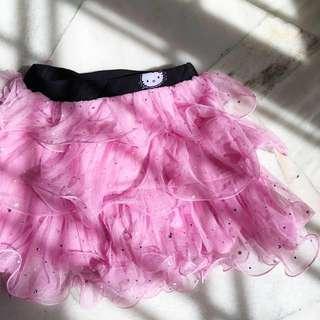 Hello Kitty Sanrio Skirt