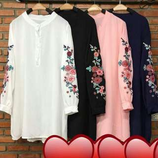 Blouse for muslimah (PO)