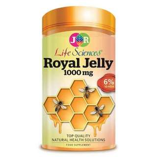 Royal Jelly 1000MG - Life Science