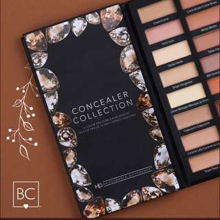 The Diamond Collection 16 Color Concealer Palette