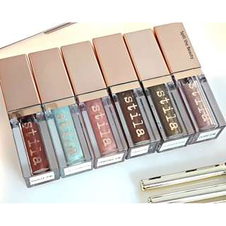 STILA SHIMMER & GLOW LIQUID EYE SHADOW ** NEW COLOURS **