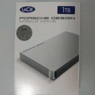 LaCie Porsche Design Mobile Drive P'9220 1TB external hard drive