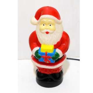 🚚 VINTAGE [ 絕版 ] 復古聖誕造型塑膠燈