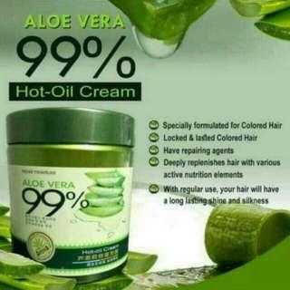 Aloevera Hot oil