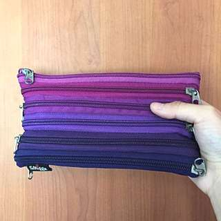 Purple Smiggle Pencil Case