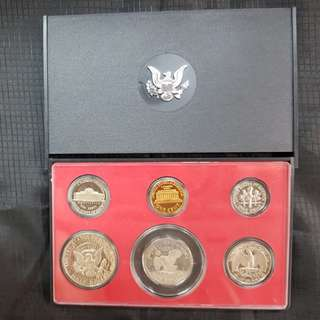 United States proof set