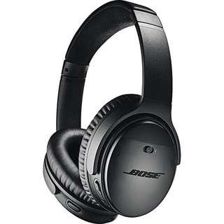 Bose QuietComfort 35 (Series II) Noise Cancelling Wireless Headphones (Black) *BRAND NEW SEALED