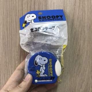 絕版。珍藏。Snoopy。膠紙座