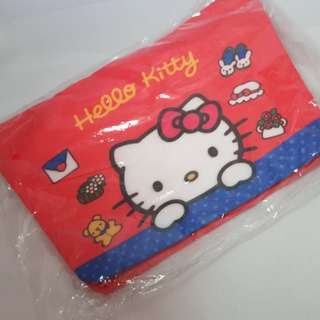 BNIB Hello Kitty Pouch X Kit Kat