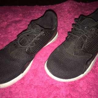 Original Jordan Kids Rubber Shoes / Black