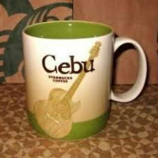 Starbucks Cebu v1 Icon Mug