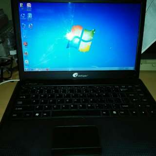 Laptop aedupac bawaan toshiba