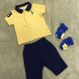 Ralph Lauren Shirt set