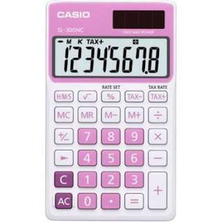 Casio Portable Type Calculator