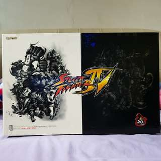 OFFICIAL STREET FIGHTER IV TOURNAMENT EDITION FIGHTSTICK