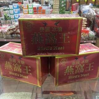 泰國 冰糖燕窩(一盒6樽)