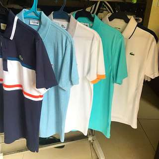 Lacoste Polo Shirts not uniqlo zara penguin ralph lauren