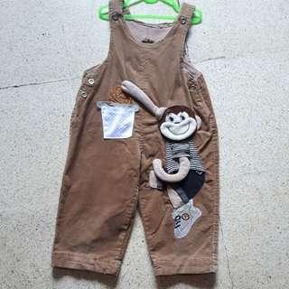Celana kodok / jumper