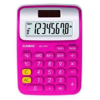 Casio Mini Desk-type Calculator