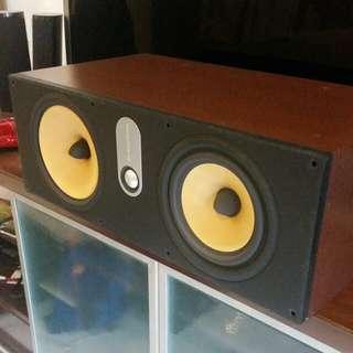 B&W HTM61 Centre Speaker