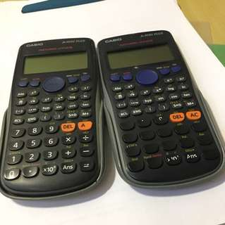 Scientific Calculator (new to old)