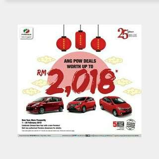 festival CNY 2018