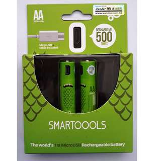 Micro Battery- Rechargeable