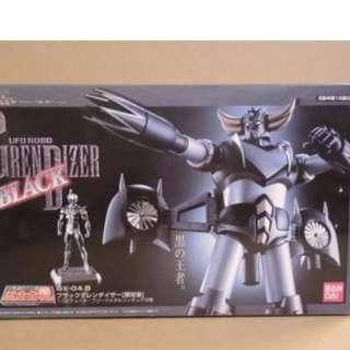 Bandai Soul of Chogokin GX-04B Black Grendizer mib