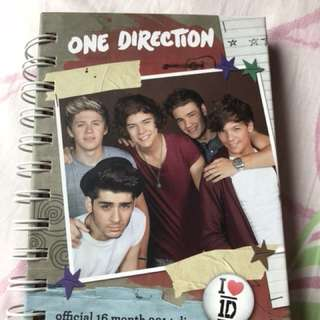 One Direction 2014 Diary