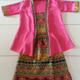 Kebaya for girl
