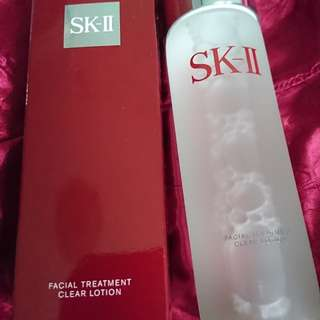 Skii sk-ii facial treatment clear lotion 230ml