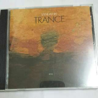 Music CD: Steve Kuhn ‎– Trance - ECM Records, Jazz
