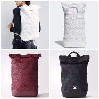 Adidas 3D Roll Backpack