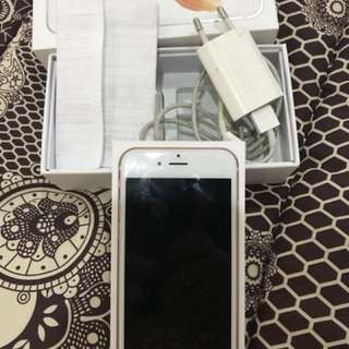 Di jual iphone 6s like new