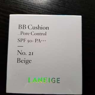 Laneige BB cushion pore control refill pack