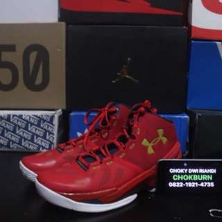 Under Armour SC2 Red